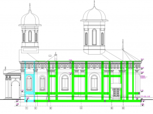 foto consolidare biserica 2012